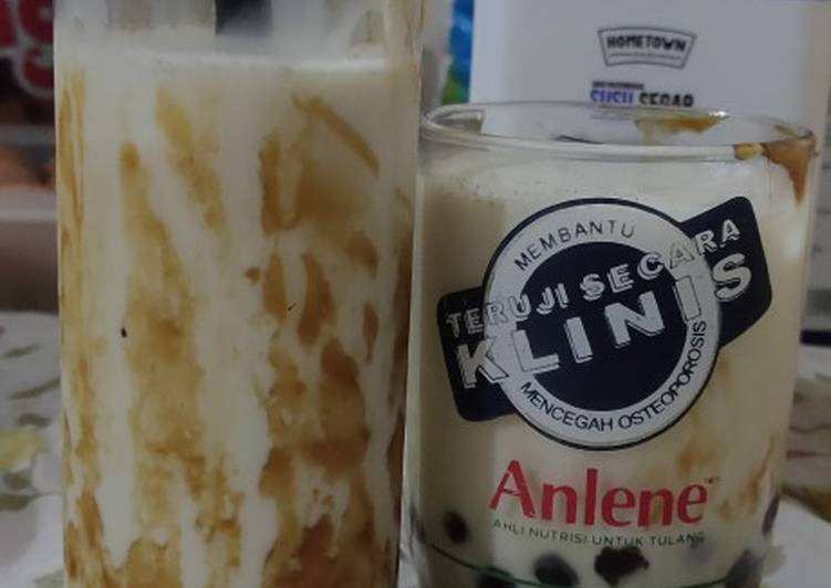 Resep Ice boba Anti Gagal