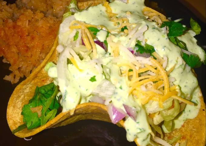 How to Prepare Appetizing Chicken Enchilada Taco Bowl