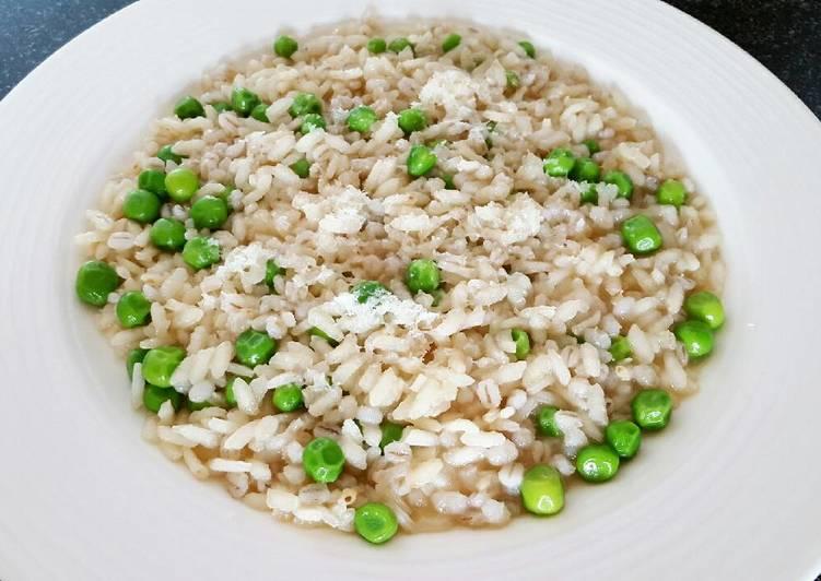 Recipe of Favorite Barley risotto