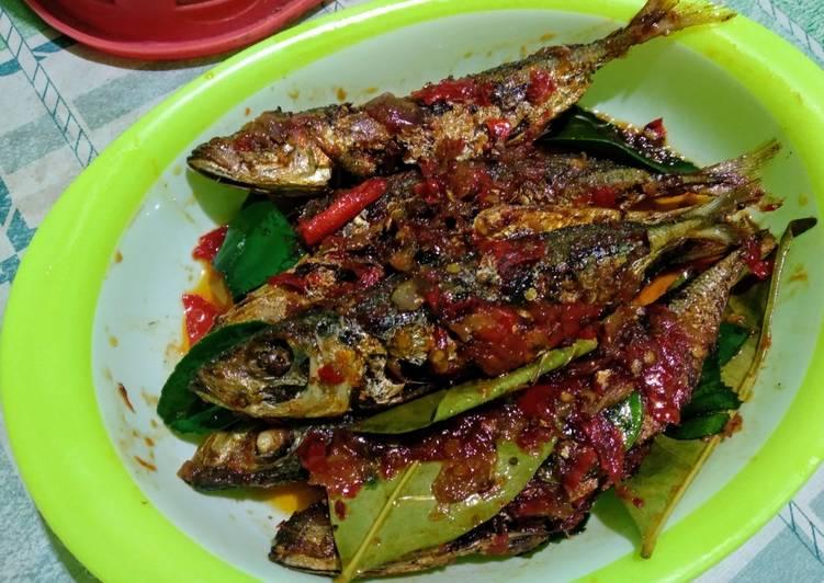 Resep Masakan Ikan Kembung Balado Ciamik