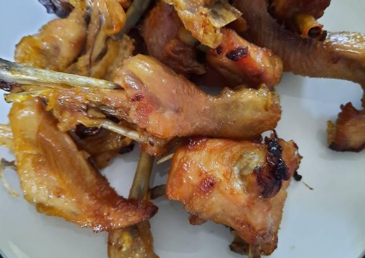 Ayam Goreng Kalasan Sederhana