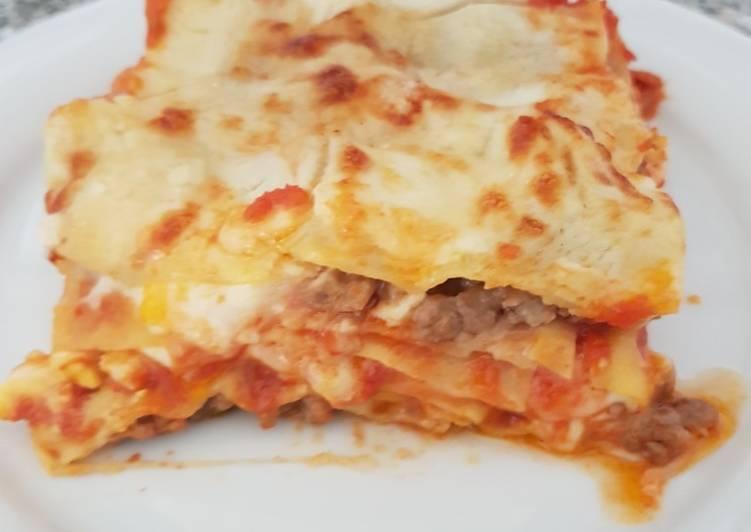 Lasagna 🎄