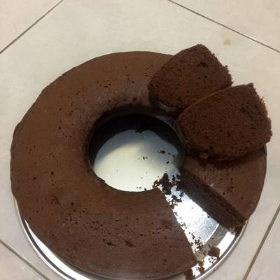 Bolu coklat panggang