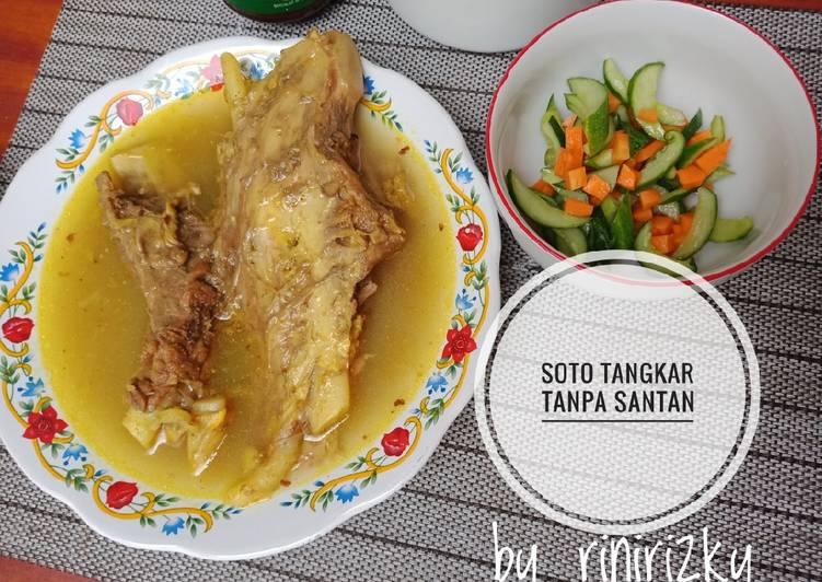 Resep Soto Tangkar Tanpa Santan Oleh Rini Rizky Cookpad