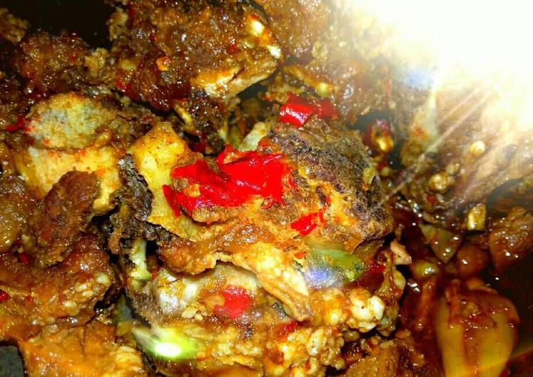 Daging sapi saus teriyaki(simple) #KitaBerbagi