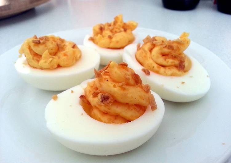 Quick & Easy Devilled Eggs