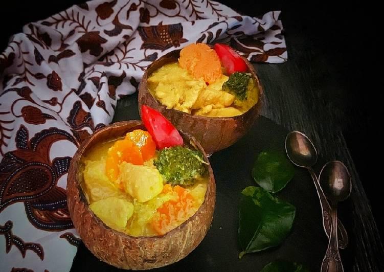 Kare Ayam Sayur - cookandrecipe.com