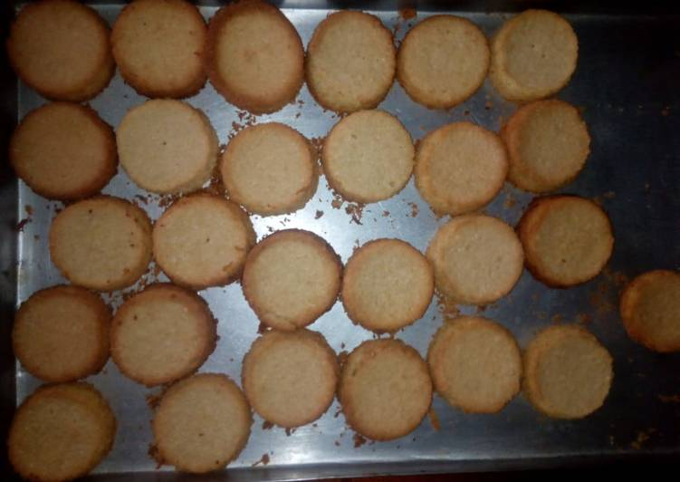 Recipe of Most Popular Tea scones
