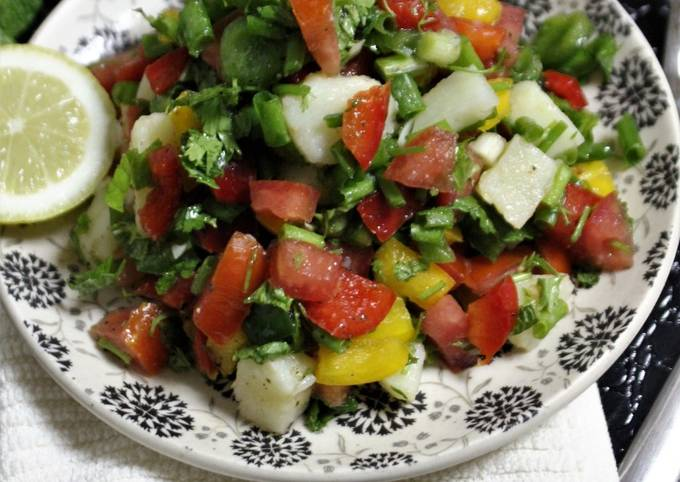 Salatet Batata (Lebanese Style Potato Salad)