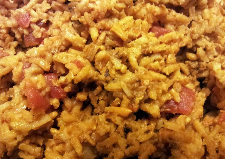 Recipe: Appetizing SHEREE'S MEXICAN RICE..