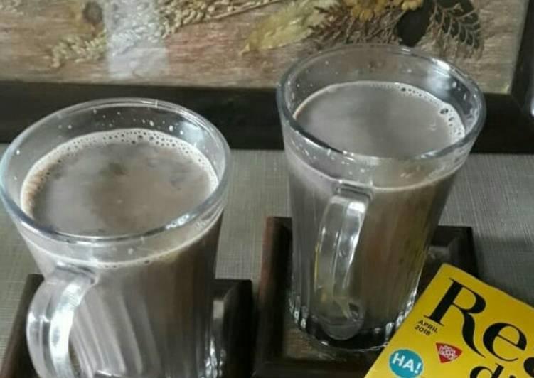 Steps to Make Homemade Creamy Hot Chocolate