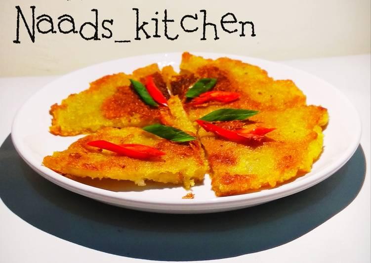 Gamjajeon a.k.a Pancake kentang ala Korea