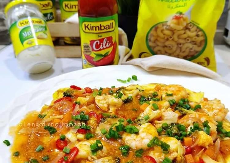 Resepi: Telur Bistik Kimball  2021