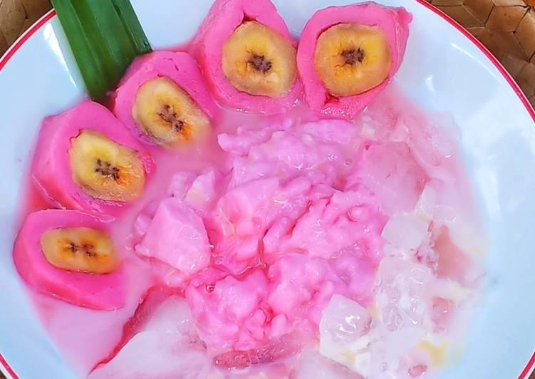 es-pisang-pink