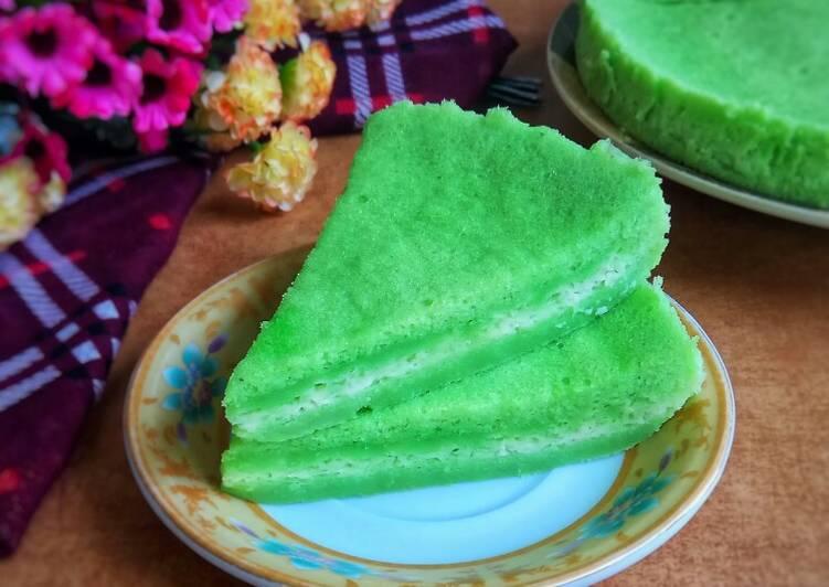 Resep Cake Kukus Tepung Ketan Oleh Dapoer Zoe Ummu Najwa