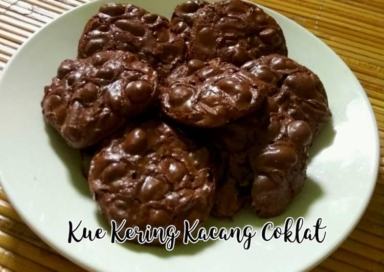 Resep Kue Kering Kacang Coklat Oleh Lis Cookpad