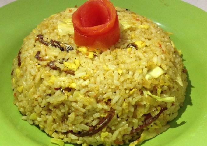 Nasi Goreng Rempah *Nagih*