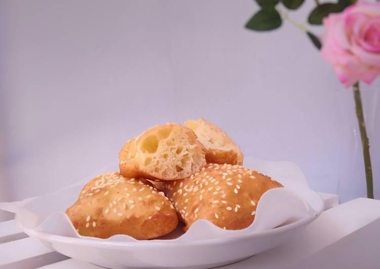 Resep Odading / Roti Goreng / Godo Roti / Gembukan yang Bikin Ngiler