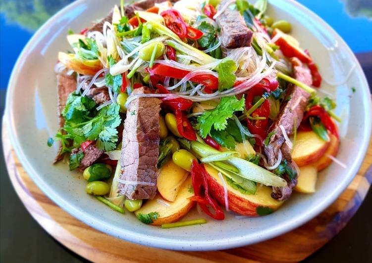 Recipe: Tasty Beef Salad