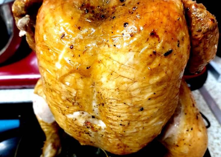 My Rotisserie Style Chicken 🥰
