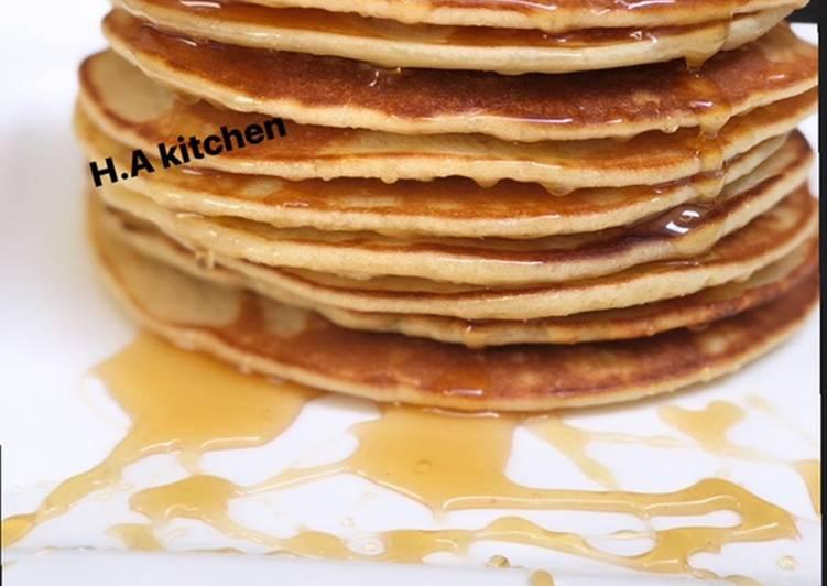 Recipe of Quick Pancake