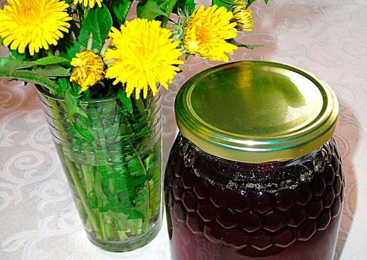 Miel de Flores de Diente de León