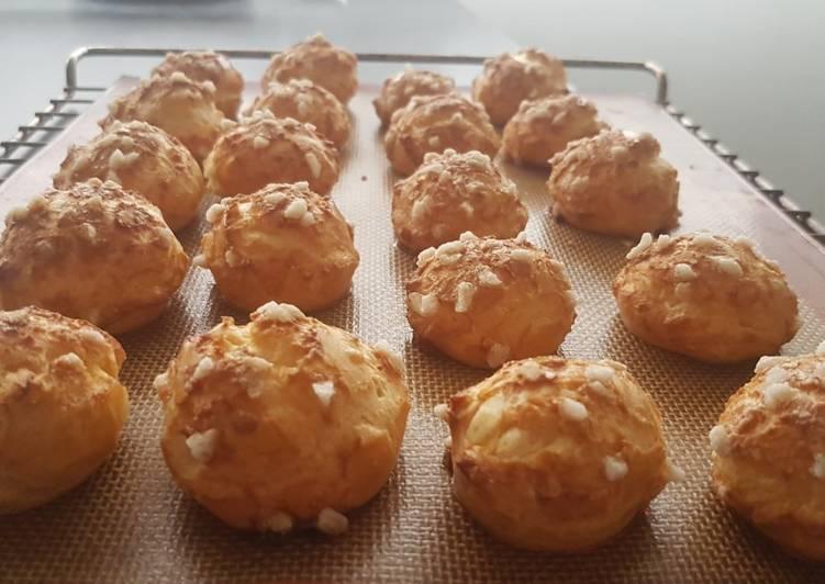 Les Meilleures Recettes de Pâte à choux