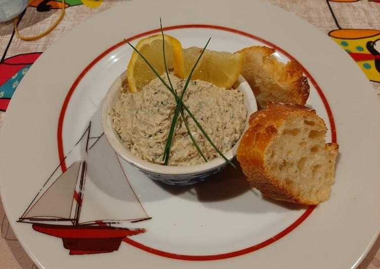 Rillettes de Sardines Fraîches