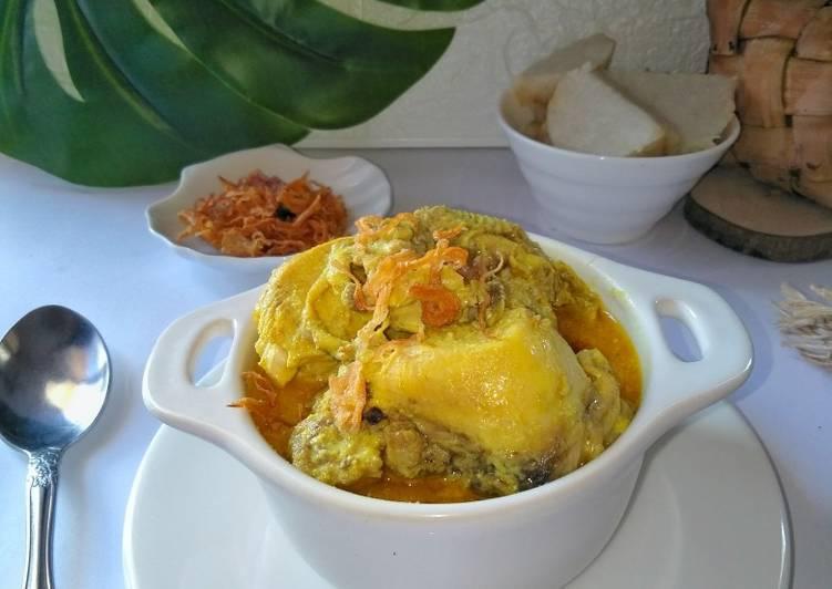 Resep Praktis Opor Ayam Gampang Banget