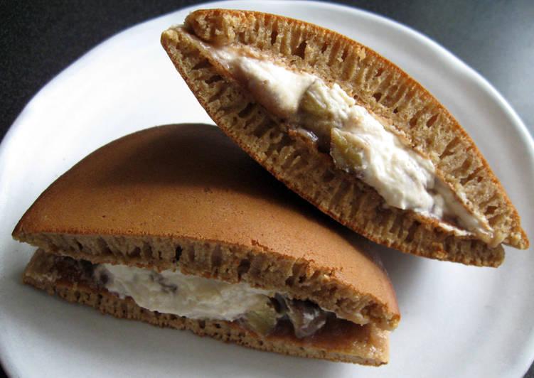 Chestnut Cream Dorayaki
