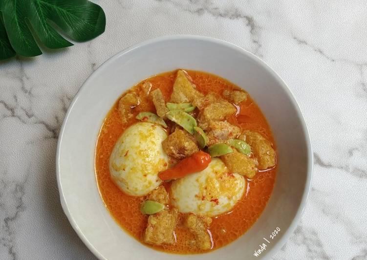 sayur-krecek-telur