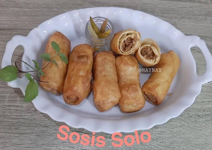 Sosis Solo