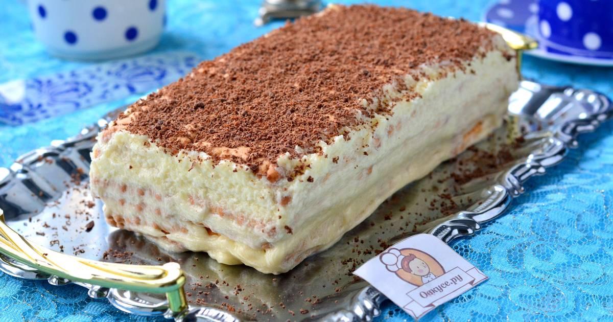 простые торты без выпечки рецепты с фото того, паспорт даётся