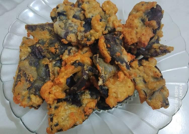 Jamur Kuping Crispy - cookandrecipe.com