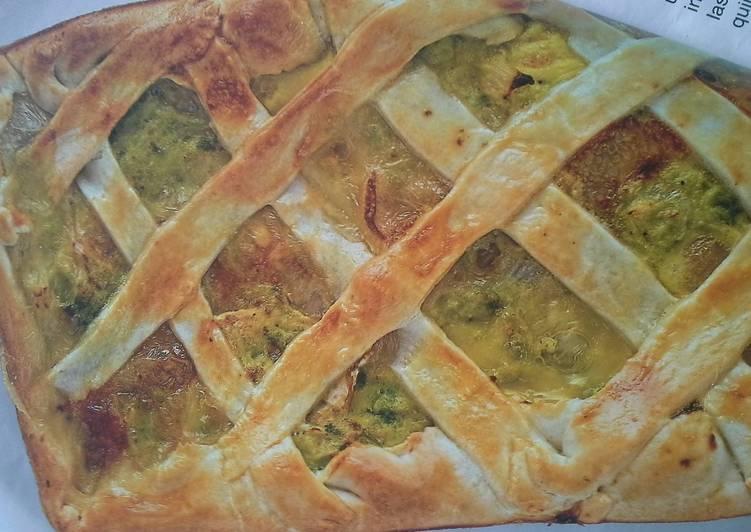 Ricetta Torta salata in crosta con Reblochon e cavoletti tipo pugliesi