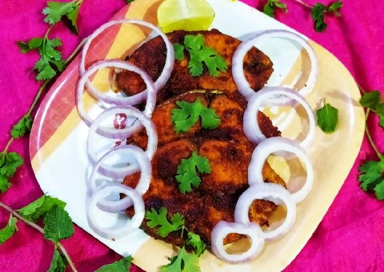 Absolutely Ultimate Dinner Easy Homemade Homemade Pomfret Fish Fry