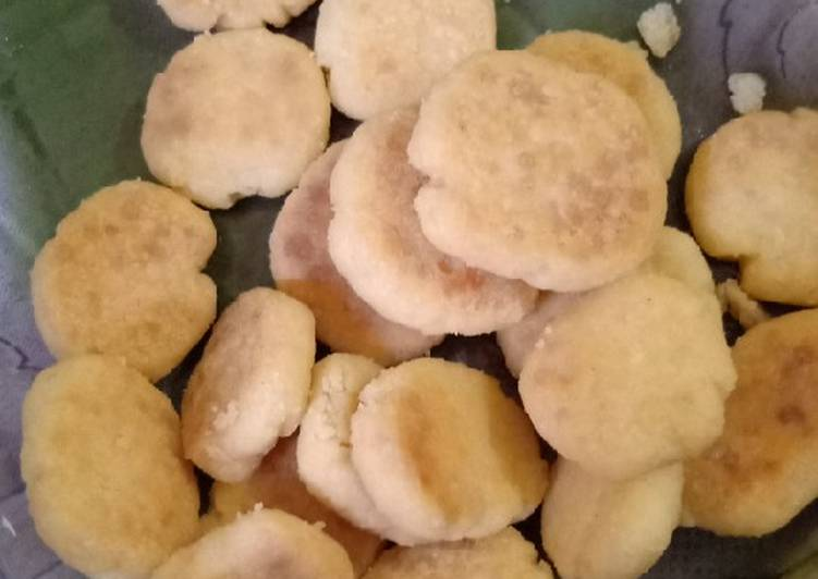 Cara Gampang Membuat Butter cookies teflon no oven Anti Gagal