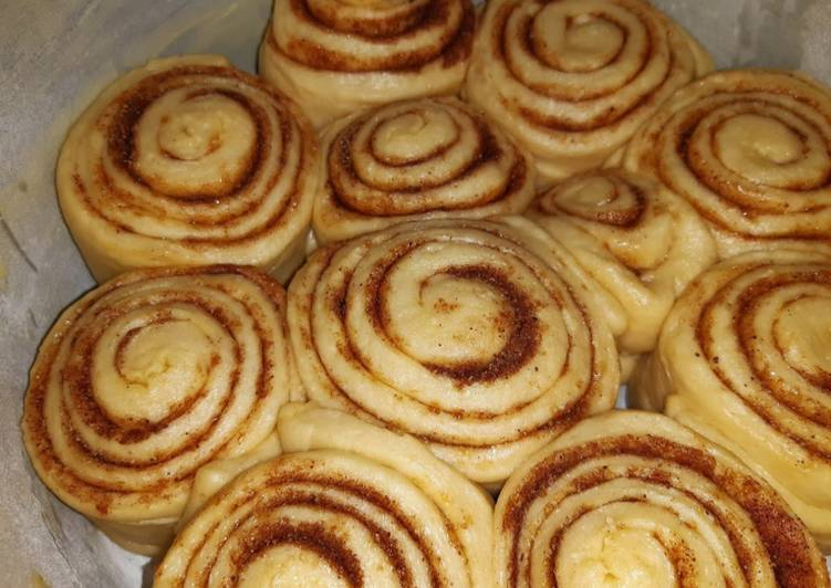 Steps to Make Top-Rated Cinnamon rolls