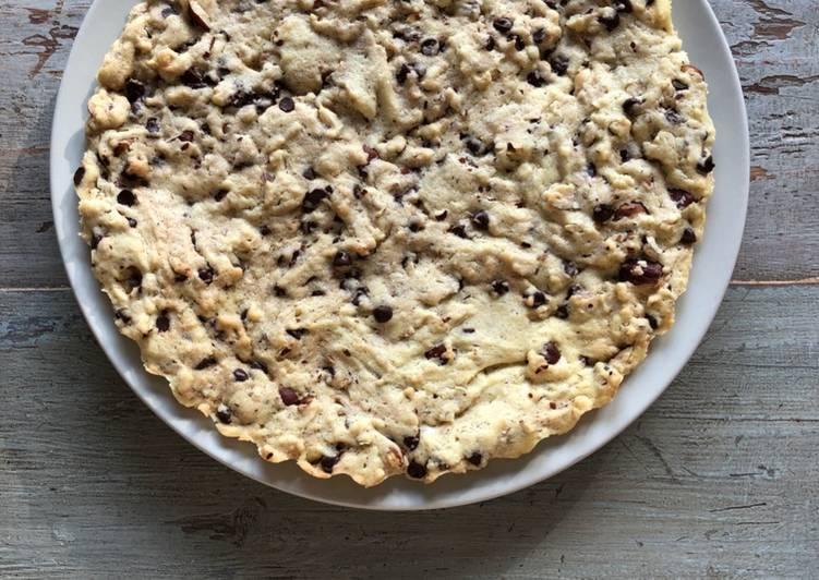 Comment faire Faire Parfait Maxi cookie choco noisettes