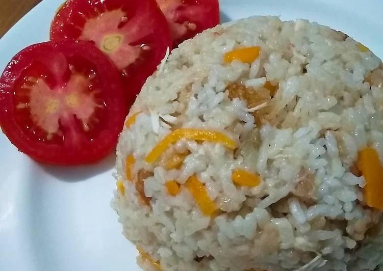 Nasi Ayam Hainan KW (Magicom)