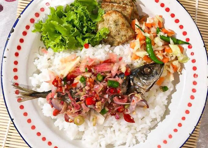 88. Indonesian Lunch Food