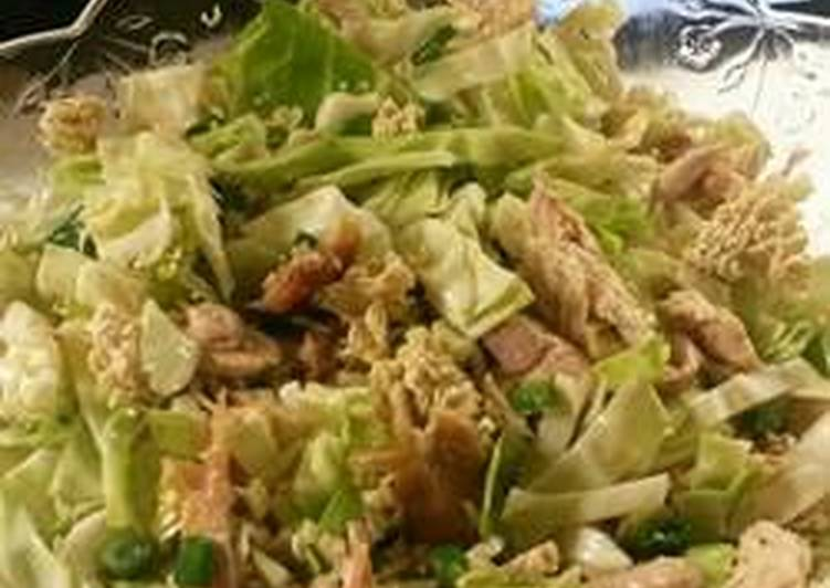 Recipe: Yummy Chinese Chicken Salad