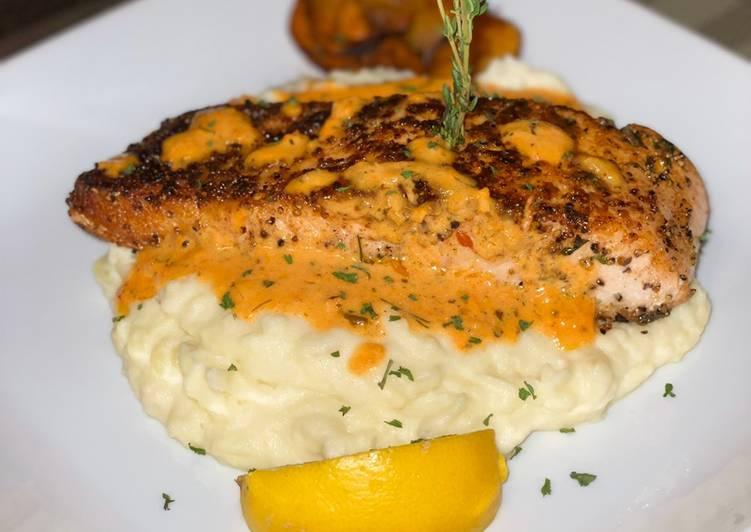 Top 10 Dinner Ideas Royal Seared Scampi Salmon
