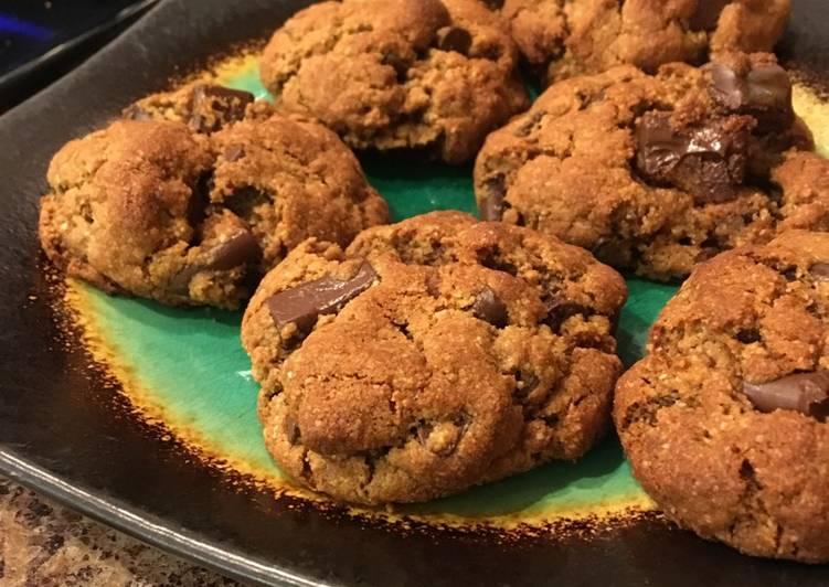 Easiest Way to Prepare Award-winning Guilt Free Chocolate Chip Cookies