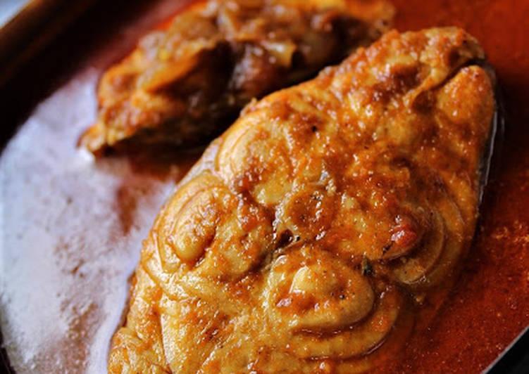Recipe of Perfect Chennai Fish Curry