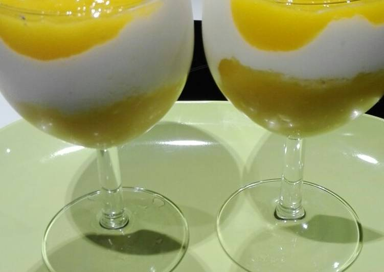 Receta batido de mango thermomix