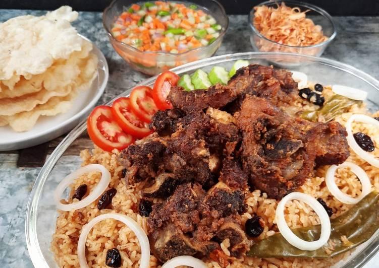 Nasi Kebuli - cookandrecipe.com