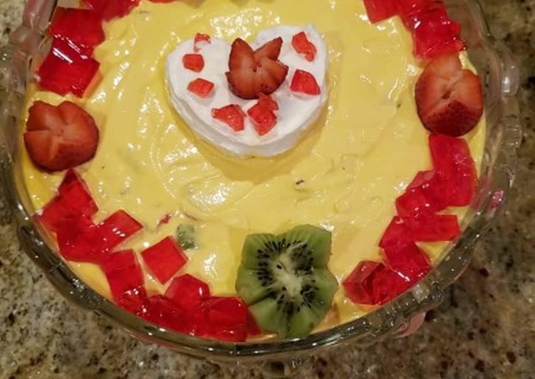 Recipe of Perfect Fruit Truffle