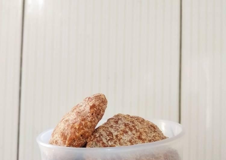 Cookies Oatmeal Coklat
