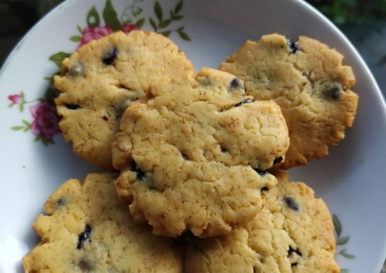 Chocochips Cookies Teflon